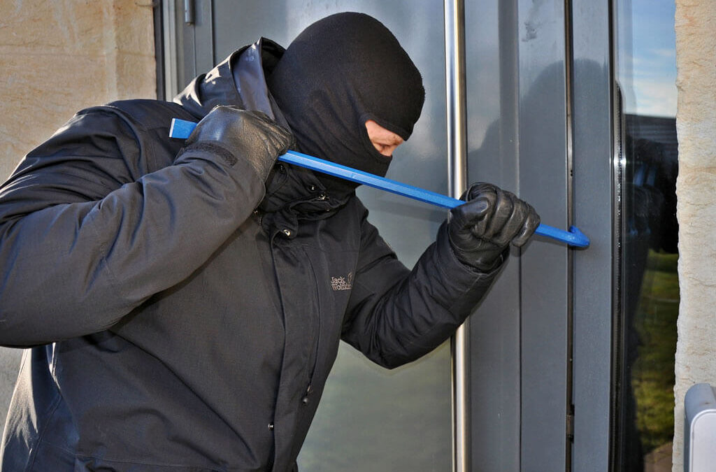 How to Burglarproof Your Home or Business