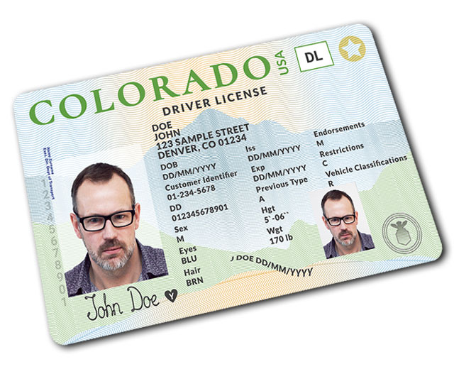Denver Criminal Defense Attorney, Denver DUI Attorney and Denver Car Accident Attorney co drivers license sample - DUI Landing - Choozle