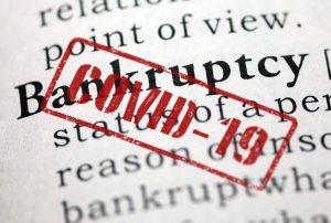 Bankruptcy Due To COVID-19