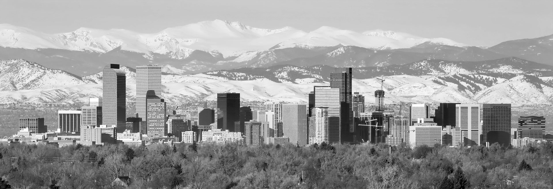 Denver Criminal Defense Attorney, Denver DUI Attorney and Denver Car Accident Attorney denver skyline bw - Home