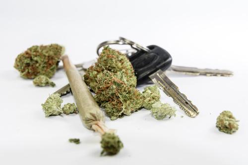 Marijuana DUIs