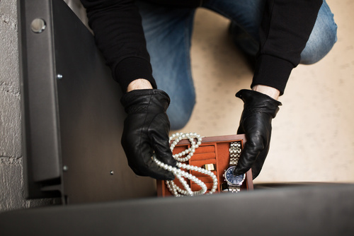 How Colorado Charges for Burglary and Theft